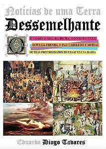 Notícias de uma Terra Dessemelhante - autor Eduardo Diogo Tavares