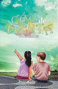 Céu de menta - autora Camila Martins
