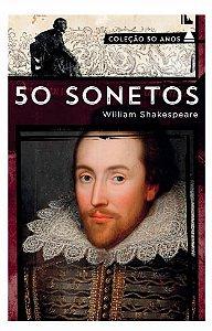 50 sonetos de Shakespeare (coleção 50 anos)