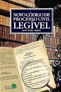 Novo Código de Processo Civil LEGÍVEL