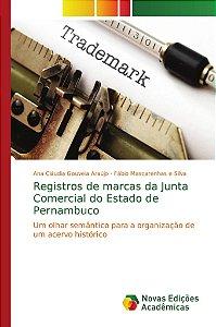 Registros de marcas da Junta Comercial do Estado de Pernambuco