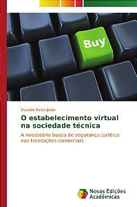O estabelecimento virtual na sociedade técnica