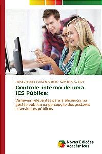 Controle interno de uma IES Pública:
