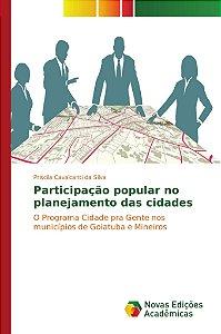 Participação popular no planejamento das cidades