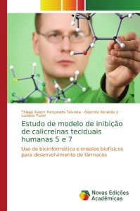 Estudo de modelo de inibição de calicreínas teciduais humanas 5 e 7