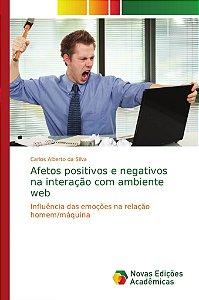 Afetos positivos e negativos na interação com ambiente web