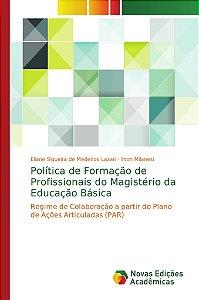 Política de Formação de Profissionais do Magistério da Educação Básica