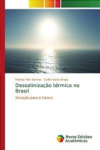 Dessalinização térmica no Brasil
