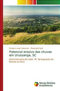 Potencial erosivo das chuvas em Urussanga, SC