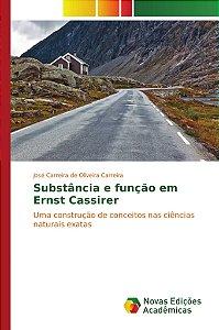 Substância e função em Ernst Cassirer