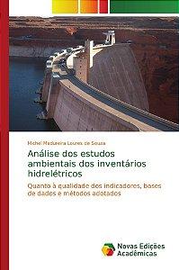 Análise dos estudos ambientais dos inventários hidrelétricos