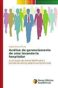 Análise do gerenciamento de uma lavanderia hospitalar