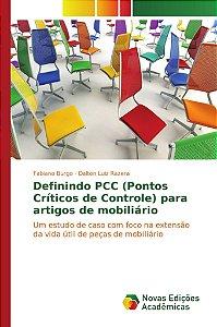 Definindo PCC (Pontos Críticos de Controle) para artigos de mobiliário