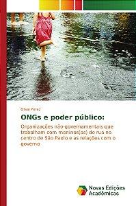 ONGs e poder público: