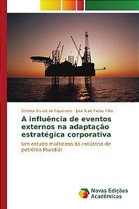 A influência de eventos externos na adaptação estratégica corporativa
