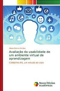 Avaliação da usabilidade de um ambiente virtual de aprendizagem