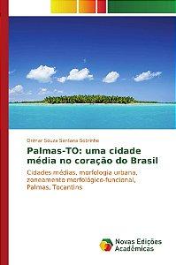 Palmas-TO: uma cidade média no coração do Brasil