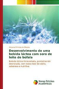Desenvolvimento de uma bebida láctea com soro de leite de búfala