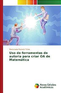 Uso de ferramentas de autoria para criar OA de Matemática