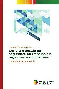 Cultura e gestão de segurança no trabalho em organizações industriais