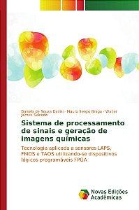 Sistema de processamento de sinais e geração de imagens químicas