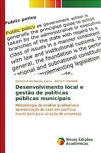 Desenvolvimento local e gestão de políticas públicas municipais