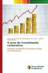 O grau de investimento corporativo