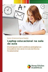 Laptop educacional na sala de aula