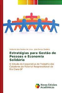 Estratégias para Gestão de Pessoas e Economia Solidária