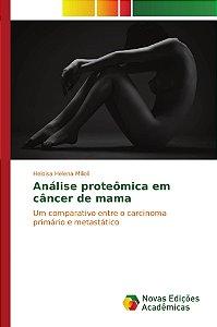 Análise proteômica em câncer de mama