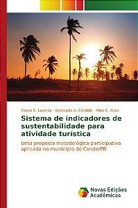Sistema de indicadores de sustentabilidade para atividade turística
