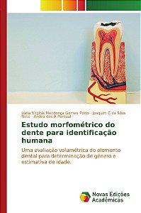 Estudo morfométrico do dente para identificação humana