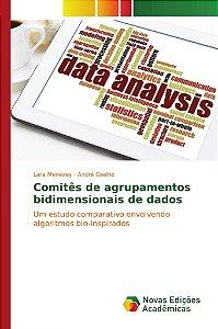 Comitês de agrupamentos bidimensionais de dados