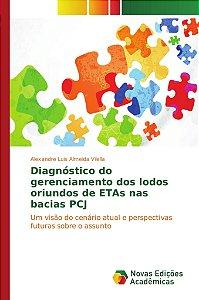 Diagnóstico do gerenciamento dos lodos oriundos de ETAs nas bacias PCJ