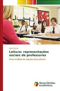 Leitura: representações sociais de professores