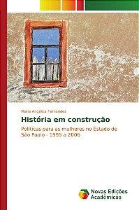História em construção