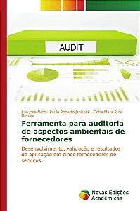 Ferramenta para auditoria de aspectos ambientais de fornecedores