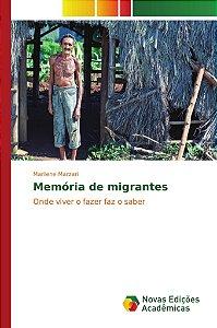 Memória de migrantes