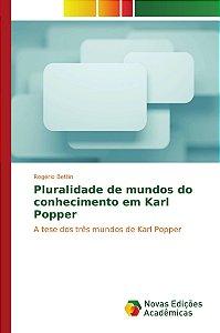 Pluralidade de mundos do conhecimento em Karl Popper