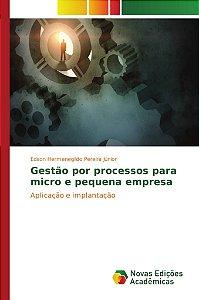Gestão por processos para micro e pequena empresa