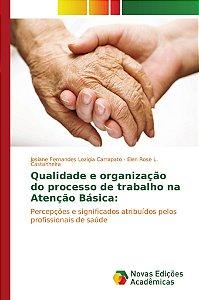 Qualidade e organização do processo de trabalho na Atenção Básica: