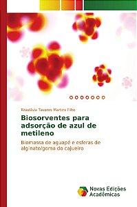 Biosorventes para adsorção de azul de metileno