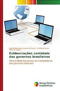 Evidenciações contábeis dos governos brasileiros