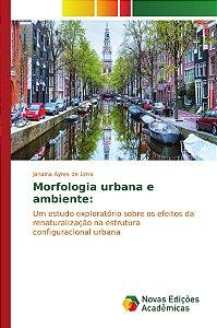 Morfologia urbana e ambiente: