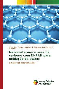 Nanomateriais a base de carbono com Ni-PAN para oxidação de etanol