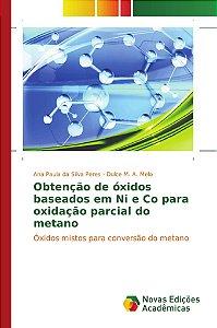 Obtenção de óxidos baseados em Ni e Co para oxidação parcial do metano