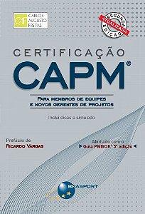 Certificação CAPM (2a. edição) - autor Carlos Augusto Freitas