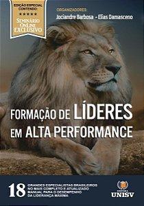 FORMAÇÃO DE LÍDERES EM ALTA PERFORMANCE
