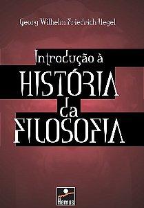 Introdução a História da Filosofia