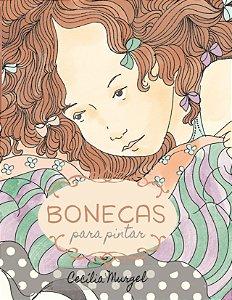 BONECAS PARA PINTAR